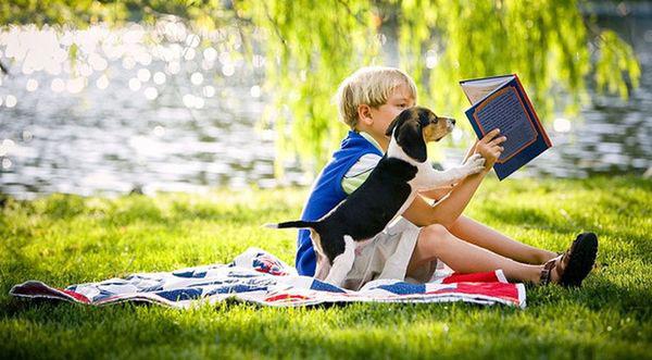 Как научить ребенка любить книги?