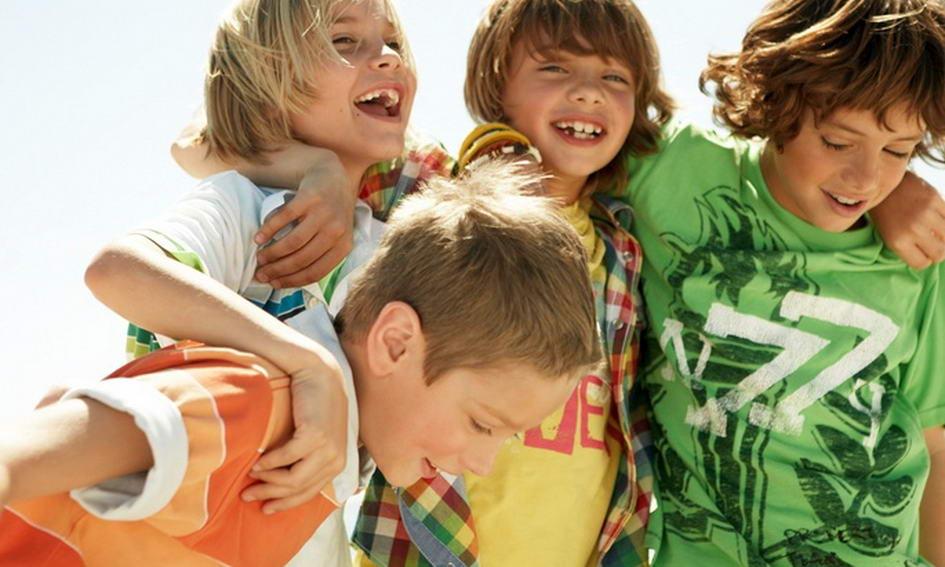 тренинг знакомств для детей
